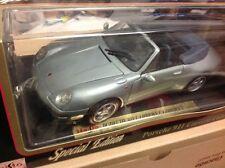 1:18 Maisto Porsche 911 Typ 993 Cabriolet Neu OVP