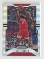 2019-2020 James Harden Panini Prizm Silver Refractor #107 Houston Rockets NBA