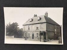 Vintage RP Postcard: Lincs: #T28: Brant House, Brant Broughton