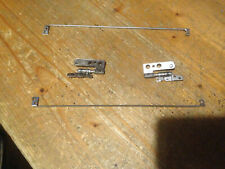 DELL INSPIRON 1525 LCD SCREEN HINGES BRACKETS LEFT + RIGHT SET