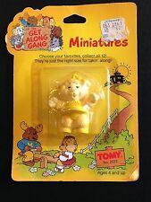 Vintage TOMY 1984 The Get Along Gang Woolma Lamb PVC Miniature Unopened  Package