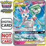 Gardevoir & Sylveon GX 130/214 Unbroken Bonds Pokemon Card Online TCG Digital