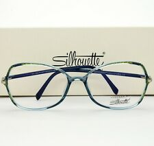 Silhouette Eyeglasses Frame 3500 00 6070 53-15-125 without case  VTG