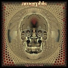 AMORPHIS - QUEEN OF TIME - CD DIGIPACK NEW SEALED 2018 W/BONUS TRACKS