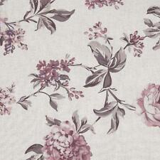 Polsterstoff Dekostoff 0 5lfm 140cm breit Muster Landhausstil Rosen Floral Ros17