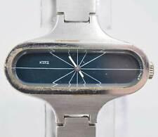 Vintage Koha Damen-Armbanduhr Stahl 70er mechanisch