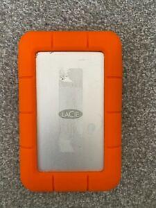 Lacie Rugged 2TB Thunderbolt & USB 3.0 External Hard Drive