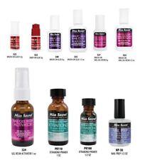 Mia Secret Acrylic Nail Glue /Gel Resin /Activator /Xtrabond /Prep -YOU CHOOSE