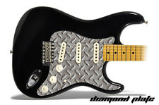 Fender Squier Stratocaster Protective Vinyl Sticker Guitar Pick Guard DIAMONDPLT