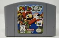 Mario Golf (Nintendo 64, N64 1999)  Authentic Tested & Working