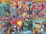 COMICS MARVEL ELITE lot de 8  N° 8/9/10/11/12/13/14/15 de 2001/2002