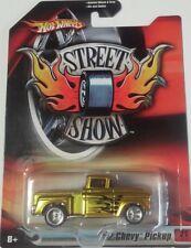 2007 Hot Wheels Street Show 21.32 56 Flashsider Gold L3045 1.64