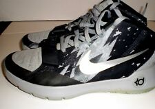 Nike KD Trey 5 III Basketball Shoes BLACK SILVER 749379-001 Size Mens 11