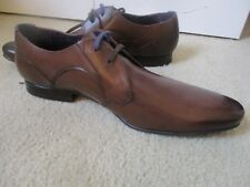 90c098335b6492 NWOB TED BAKER LONDON MARTT2 LEATHER DERBY SHOES 11M