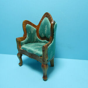 1:12 Dollhouse Miniature ~ New in Box unfinished Upholstered Bench Seat ~GW069