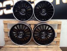 18 Zoll KT15 Alu Felgen für Mercedes A C Klasse W204 W176 CLA AMG A45 GTI Black