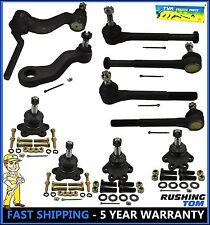 10Pc Complete Steering & Suspension Kit for Chevrolet GMC Truck