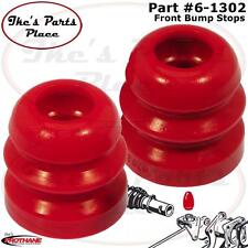 Prothane 6-1302 Front Strut Bump Stop Kit-Pair-Ford Focus 00-06-Poly