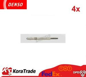 4x DENSO DG-130 DIESEL HEATER GLOW PLUG