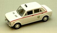 Model Car Scale 1.43 Taxi diecast rio Fiat 128 Milano vehicles vintage