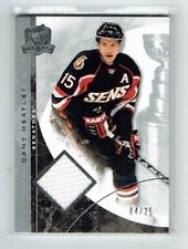 08-09 UD The Cup  Dany Heatley  /25  Jersey