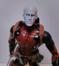 "Deadpool 2 Ryan Reynolds Marvel Legends 6"" custom head cast"