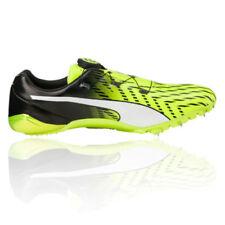 Chaussures de fitness, athlétisme et yoga jaunes PUMA pour homme