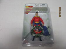 SUPERMAN NEW KRYPTON SERIES 1 ACTION FIGURES IN THE PACKAGE