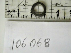 WHEEL HORSE 106068 SPINDLE CUP BLADE SPACER WASHER OEM NOS