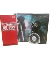 Final Fantasy VII CRISIS CORE PSP ESPAÑOL