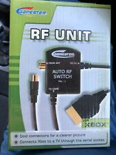 MICROSOFT XBOX ORIGINAL RF TV AERIAL CABLE - NEW Boxed