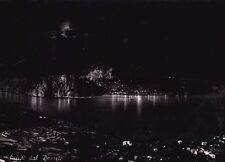 SANT'AGATA SUI DUE GOLFI - Notturno su Capri visto dal Deserto 1956