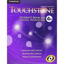 Touchstone Level 4 Student's Book B with Online Workbook B, Sandiford, Helen, Mc