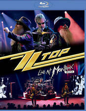 ZZ TOP: LIVE AT MONTREUX 2013 NEW BLU-RAY