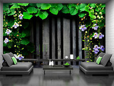 Vine of Flower Wall Mural Photo Wallpaper GIANT WALL DECOR PAPER POSTER