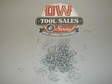 """Hog Rings 1/2"""" Inch Stainless Steel 14 Gauge (1 Lb)"""