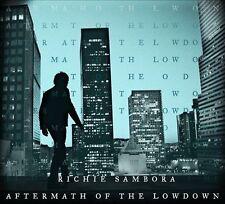RICHIE SAMBORA CD - AFTERMATH OF THE LOWDOWN (2012) - NEW UNOPENED - ROCK
