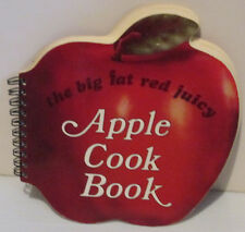 THE BIG FAT RED JUICY APPLE COOKBOOK RECIPE BOOK PLUS APPLE MAGIC RECIPES