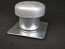 Mobile Home Parts Roof Cap for Vertical Vent Fans