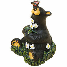 Big Sky Carvers Bearfoots Rachel Cub Mini Figurine Black Bear
