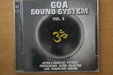 Goa Sound System Vol. 6  2xCD Psy-Trance  (Box C107)