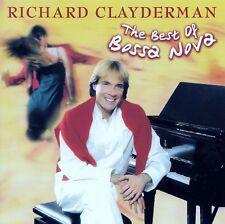 RICHARD CLAYDERMAN : THE BEST OF BOSSA NOVA / CD - TOP-ZUSTAND