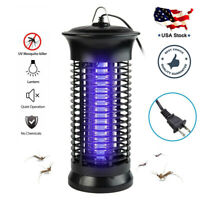 Mosquito Killer Lamp Electric Fly Bug Zapper Insect LED Light Trap Pest Control