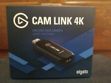 New Elgato Cam Link Video Capture Device - In Hand