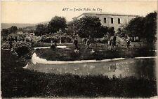 CPA   Apt - Jardin Public du Clos   (512009)