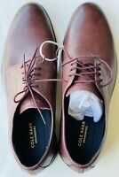 Cole Haan Men's Holland Grand Plain Toe Oxford Cordovan Leather Shoes C30658 NEW