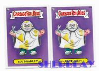 2012 Garbage Pail Kids Brand New Series 1 50b Boo Bradley 50a Pete Sheet Card