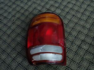 For Ford Explorer 98-01 Driver Side Replacement Tail Light Lens & Housing