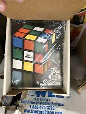 1981 Rubiks Cube Solution BOOKLET Ideal Toy Corporation Rubik classics NM unused