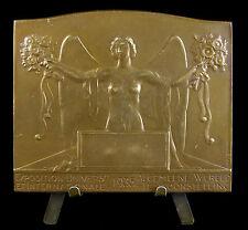 Médaille Belgique Exposition Universelle inter de 1935 Heysel à Bruxelles medal